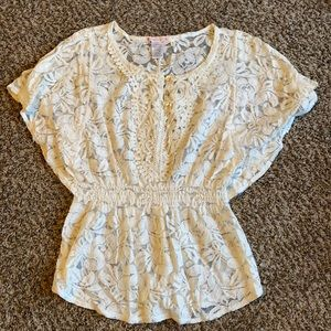 Top/ lace